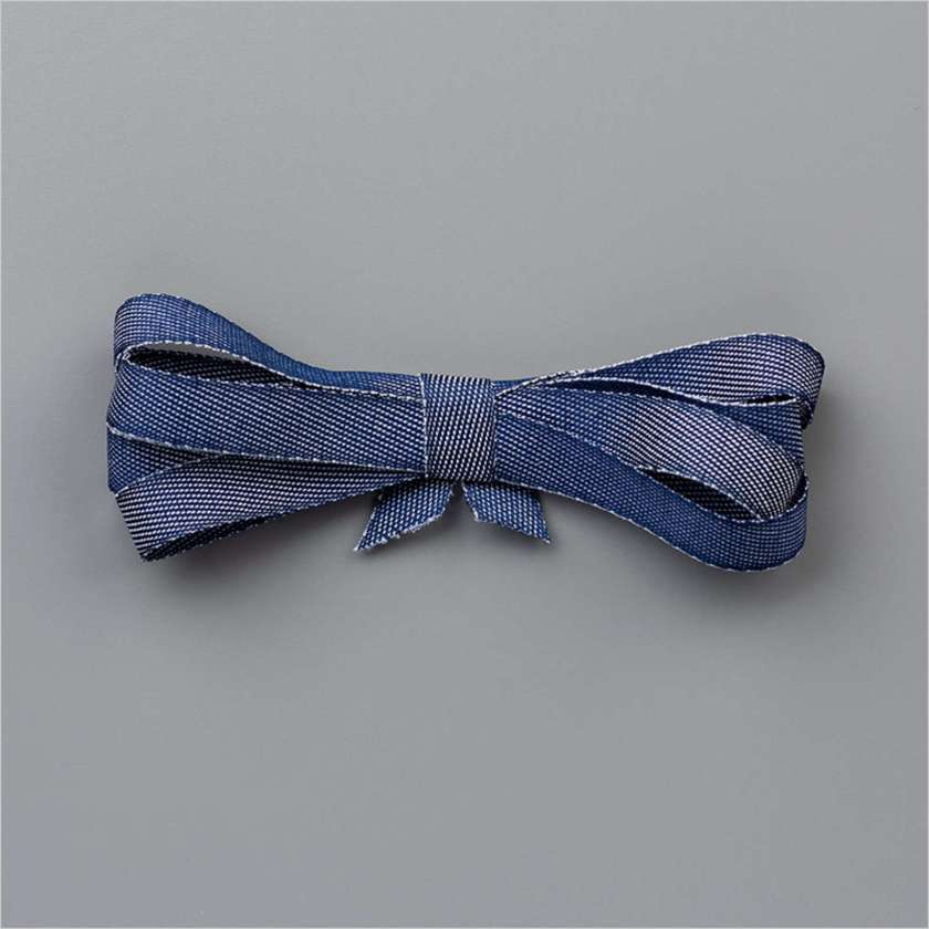 Denim Ribbon