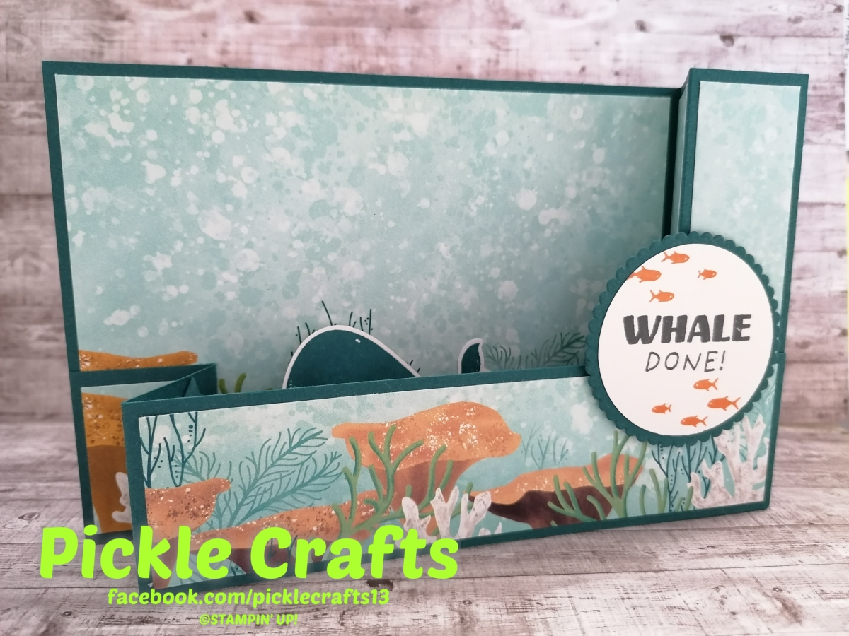 Wiper Card- WhaleDone!